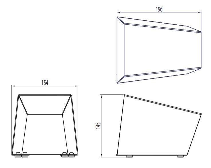 dimensions en mm du capot 6201.JPG