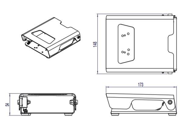 dimensions en mm du capot fermé 6203-0001.JPG