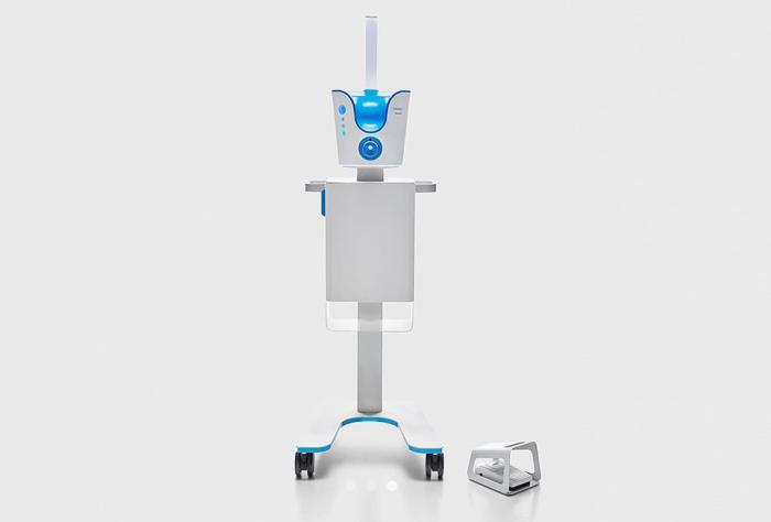 Pedale médicale Bluetooth 6210