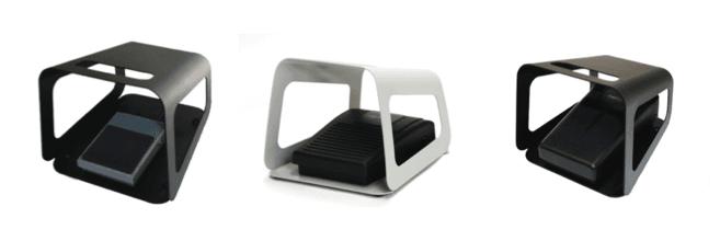 capot pour pedale soufflet pitch technologies