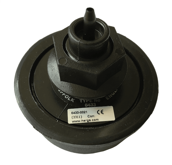 6433-0021 bouton poussoir a air pneumatique